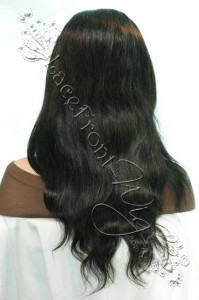 Natural Straight Hair Style Texture Wealthy Hair