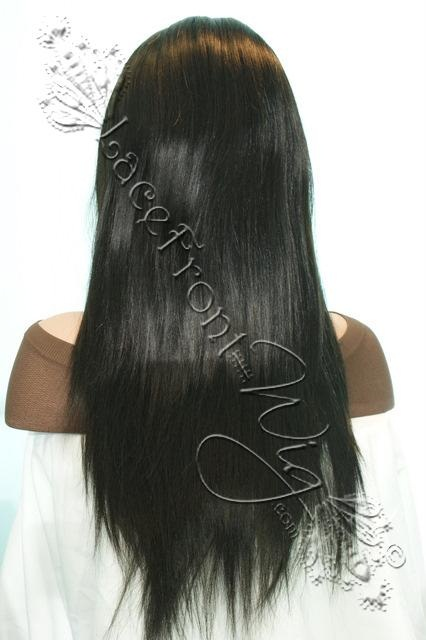 Silky Straight Hair Style Texture Wealthy Hair