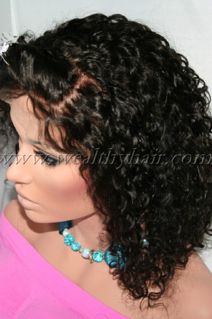 Water Wave Hair Style Texture Wealthy Hair