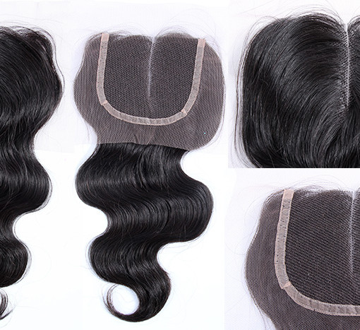 Virgin Indian Remy Hair Lace Closure 6