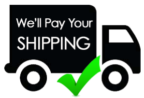 Free Ground Shipping on all orders over $99!