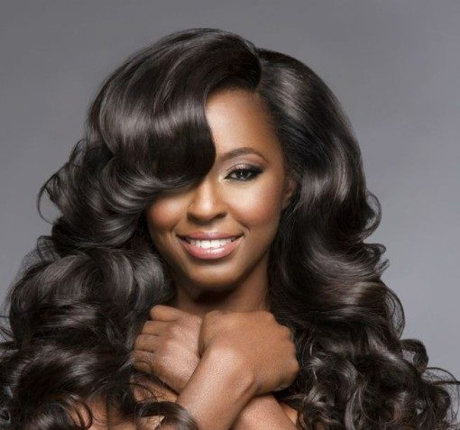 Virgin Remy Sew In Weave Hair Extensions Body Wave ... - photo#10