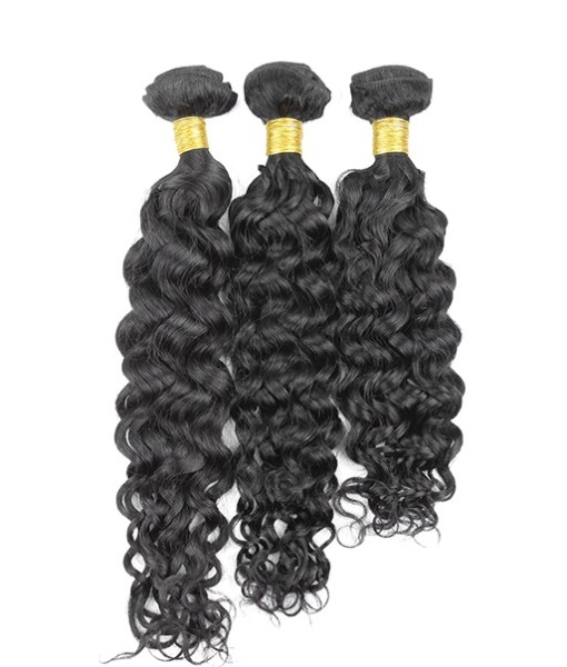 Bundle Deals 3 Pack Virgin Remy Island Curly Hair Weave