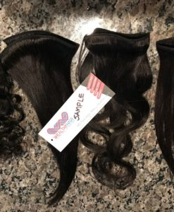 virgin hair sample wholesale