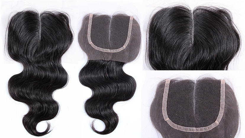 Virgin Remy Human Hair Weave Extensions Lace Front Wigs
