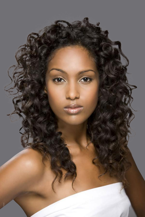 Virgin Remy Curly Human Hair Weave