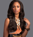 Natural Straight Human Hair Extensions Virgin Rmey Weave Wealthy Hair