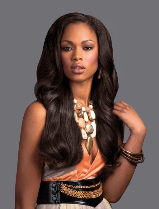 Virgin remy sew in weave hair extensions natural straight natural straight human hair extensions virgin rmey weave wealthy hair pmusecretfo Images