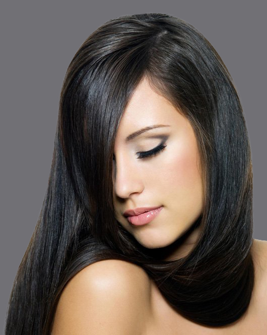 Virgin Remy Brazilian Human Weave Hair Extensions Natural Straight ...