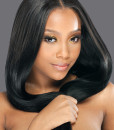 Virgin Remy Human Weave Hair Extensions Natural Straight WealthyHair