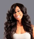 Virgin Brazilian Remy Weave Hair Extensions Body Wavy Natural Black Wealthy Hair