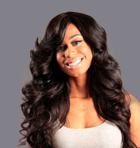 Cool Virgin Remy Sew In Weave Hair Extensions Body Wave Brazilian Short Hairstyles For Black Women Fulllsitofus