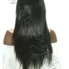 Virgin Peruvian Silky Straight Full Lace Front Wigs