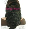 virgin Peruvian body wave full lace front wigs wealthy hair