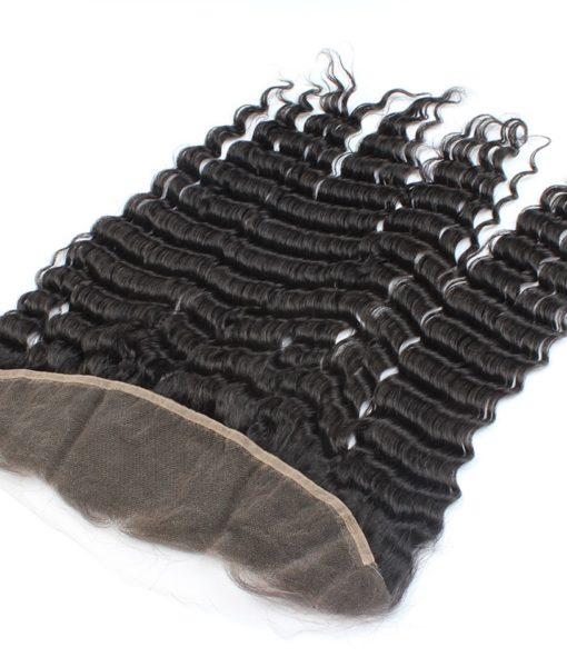Lace Frontal Virgin Island Curl Bottom Wealthy Hair