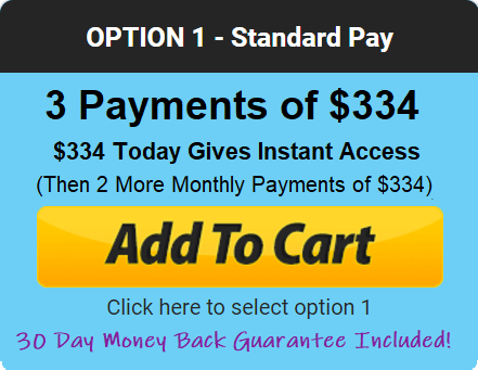 3 Monthly Payments Option